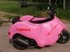 Pink Nippi 50cc - Piaggio Typhoon