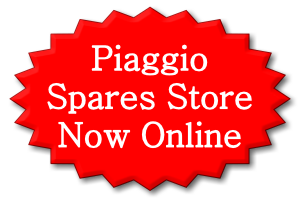 Piaggio spare parts store