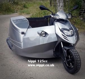 Nippi 125 - grey